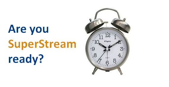 Are You SuperStream Ready?