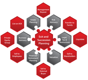 Comprehensive Exit and Succession Planning