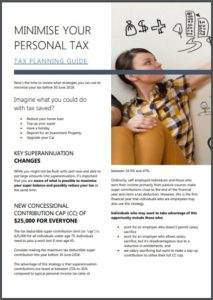 Personal Tax Guide