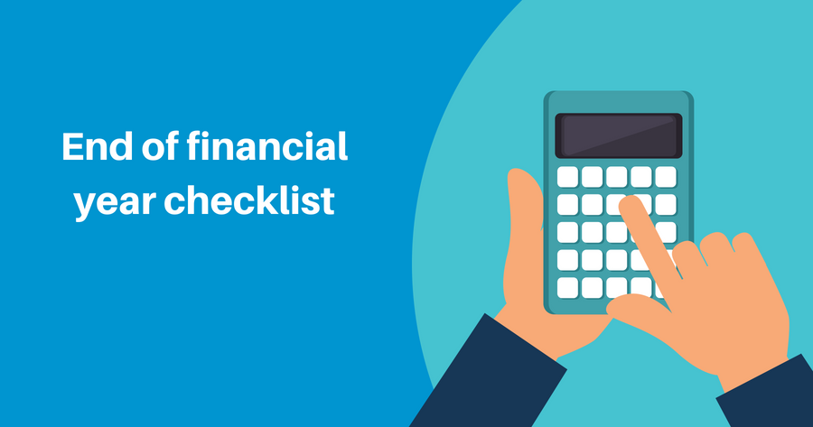 End of Financial Year Checklist